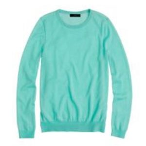 J. Crew Collection Cashmere Sweater T Shirt XL